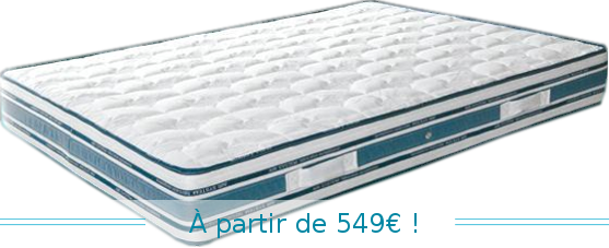 matelas matelatex literie du tricastin. Black Bedroom Furniture Sets. Home Design Ideas